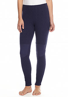 Honeydew Intimates Knit Wit Moto Legging - 705758