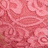 Luxury Lingerie: Rosette Free People Racerback Crop Bra - F040O835