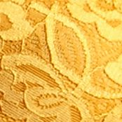 Luxury Lingerie: Mustard Free People Racerback Crop Bra - F040O835
