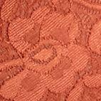 Luxury Lingerie: Sunset Orange Free People Racerback Crop Bra - F040O835