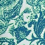 Average Figure Bra: Sky Combo Free People Chiffon Printed Emily Slip