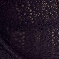 Average Figure Bra: Black Free People Lace Underwire Bra - F515O690A