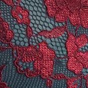 Luxury Lingerie: Teal/Cranberry Free People Galloon Cross Dye Racerback Bra - OB409418