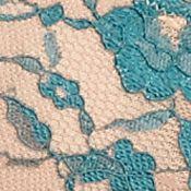 Luxury Lingerie: Peach/Pine Free People Galloon Cross Dye Racerback Bra - OB409418