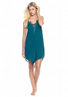 Free People Crepe and Lace Slip - OB425650
