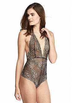 Free People Too Cute Cross Dye Bodysuit - OB451815
