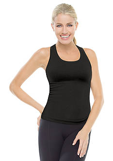 SPANX Ribbed Racer Back Tank - 1252