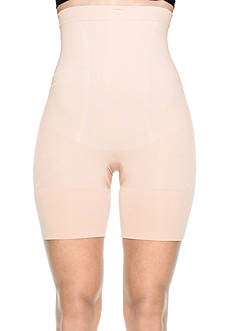 SPANX Plus Size Slim Cognito High-Waisted Mid-Thigh New & Slimproved! - 2433P