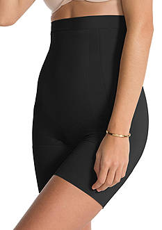 SPANX Plus Size On Core High-Waist Mid Thigh Short - PS1915