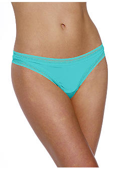 ND Intimates Stretch Lace Waist Thong - 231501