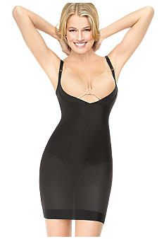 ASSETS® Red Hot Label™ BY SPANX® Featherweight Firmer Open Bust Body Slip - 1640
