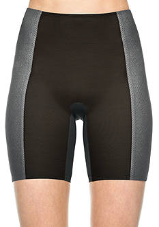 ASSETS Red Hot Label™ BY SPANX Luxe & Lean Metallic Mid-Thigh Shaper - 2524