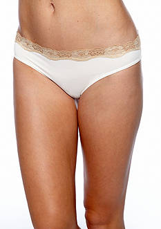 New Directions Intimates Cross Dye Micro Bikini - B91192P