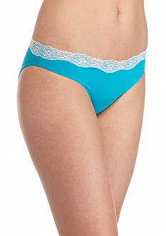 New Directions Intimates Cross Dye Micro Bikini - B91192P