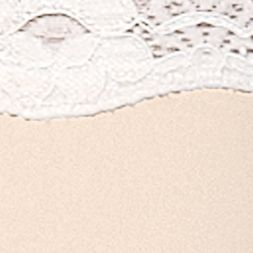 Women's Hipster Panties: Cuban Sand ND Intimates Lace Trim Hipster - H91121P