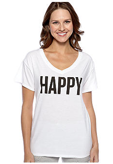 Steve Madden Happy/Staff Sleep Tee