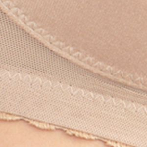 Full Figure Bras: Blush Glamorise Magic Lift Full Figure Support Bra - 1000 - Online only