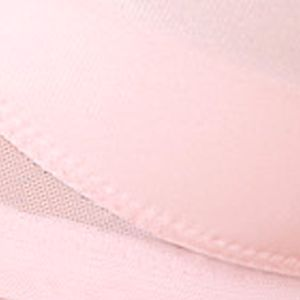Women: Full Figure Sale: Pale Pink Glamorise Magic Lift Full Figure Support Bra - 1000 - Online only