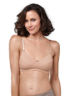 Amoena Ruth Wire-Free Cotton Bra - 2872/ 2873 - Online Only