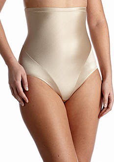 Naomi & Nicole Body Shine High Waist Brief - 7115