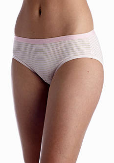 Hanes Platinum Cotton Creation Nude Hipster 4 Pack - 41C4WD