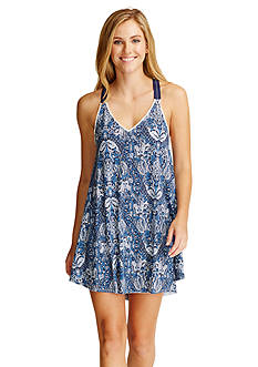 Lucky Brand Taped Strap Chemise