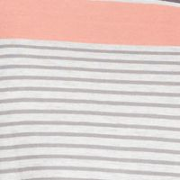 Pajamas for Women: Coral Stripe Lucky Brand 2-Piece Striped Tank Leggings Pajama Set
