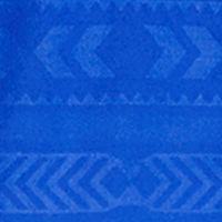 Womens Designer Sleepwear and Robes: Galaxy Blue Beacon Lauren Ralph Lauren Embossed Active Long Sleeve Zip Hoodie