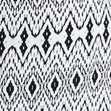 Women's Chemise Sleepwear: Kalea Ikat Echo Rayon Spandex Chemise