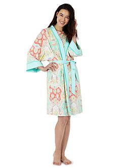 Echo Paisley Robe
