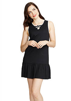 kate spade new york Keyhole Short Gown