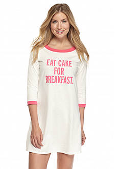 kate spade new york Graphic Sleepshirt