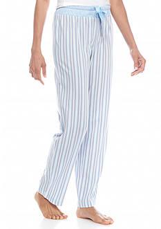 Nautica Brush Jersey Stripe Pants