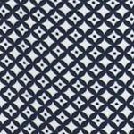 Womens Designer Sleepwear and Robes: Navy Geo Nautica Geo Print Pants