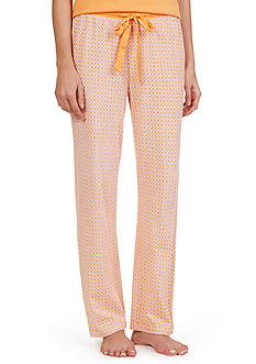 Nautica Printed Sleep Pants
