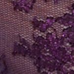 Womens Lingerie: Sexy Lingerie: African Violet Paramour™ Captivate Lace Bikini - 635005