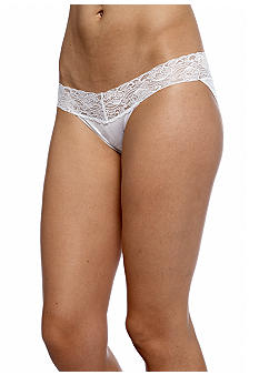 Barely There Invisible Look Lace Bikini - 2439