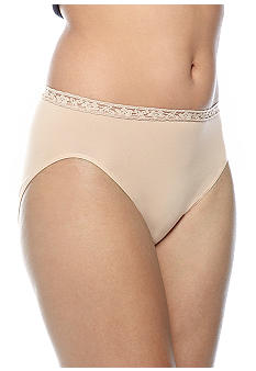 Bali Comfort Revolution Seamless Lace Hi-Cut - 2650