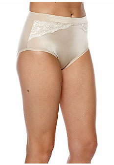 Bali Satin Lace Wedges Brief - 2782