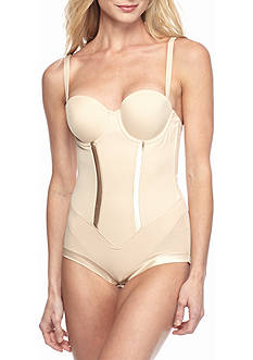 Maidenform Easy Up® Strapless Body Briefer - 1256