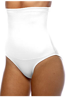 flexees by maidenform Fat Free Dressing Hi-Waist Brief - 1854