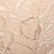 Bali®: Champagne Shimmer Bali Lace Desire Foam Underwire Bra - 6542