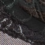 Average Figure Bra: Black Bali Lace Desire Underwire Bra