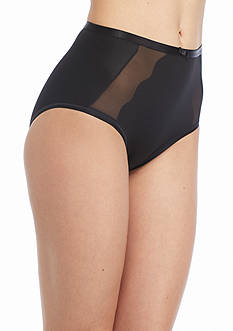 Bali Sheer Sleek Desire Scallop Brief