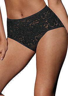 Bali® Lace 'N Smooth Brief - 8L14