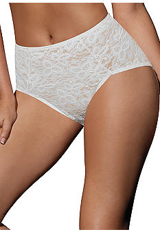Bali Lace 'N Smooth Brief - 8L14