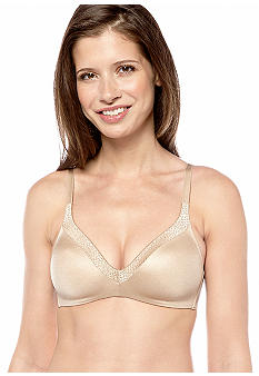 Warner's Back To Smooth Wire Free Contour Bra - 01275