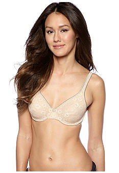 Warner's Daisy Lace Underwire - 02509 - Online Only