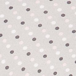 Warner's: Gray Pink Dot Warner's No Pinching - No Problems® High Cut - 05138
