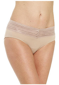 Warner's No Pinch. No Problems Lace Hipster - 05609